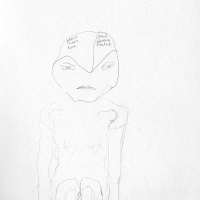 tekeningen diary half 33